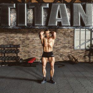 titan bartek leoniewski trener